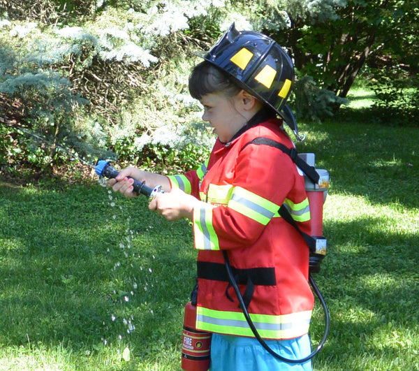 Douse the House: Firefighter Activity