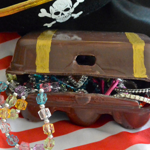 Pirate Treasure Chest Craft