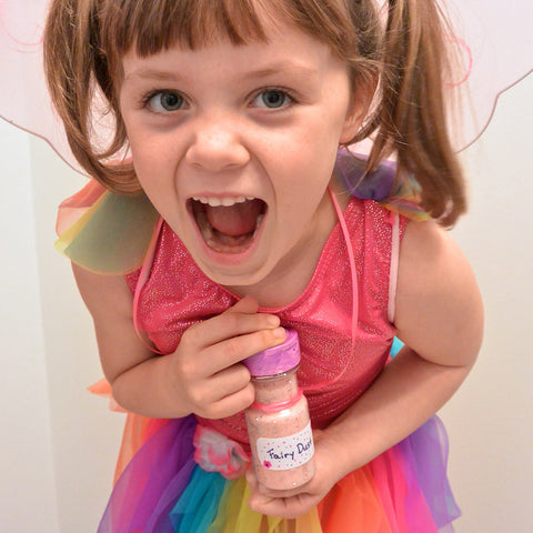 Fairy Dust Pretend Play: Craft