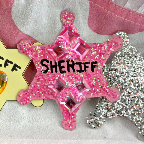 Sheriff's Badge: Craft