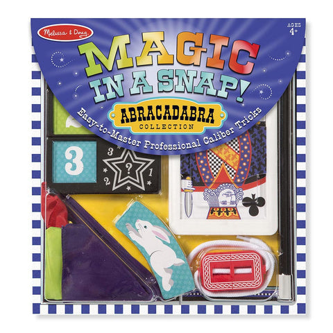 Magic in a Snap! - Abracadabra Collection