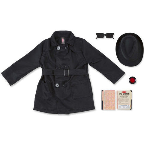 Spy Costume Pretend Play Set