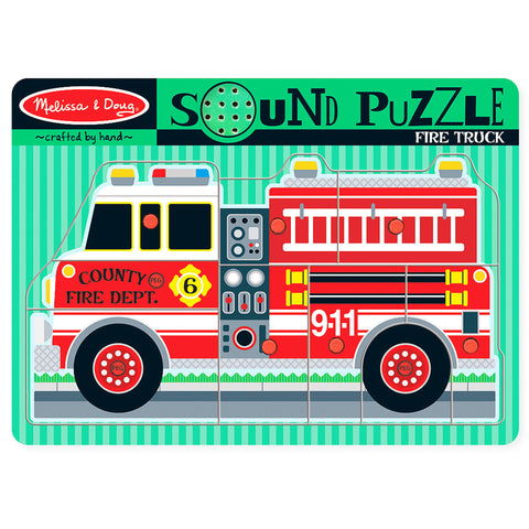Fire Engine Noise Puzzle
