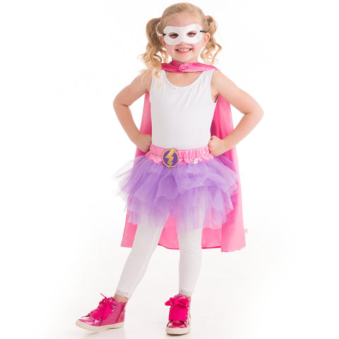 Lightning Bolt Superhero Tutu
