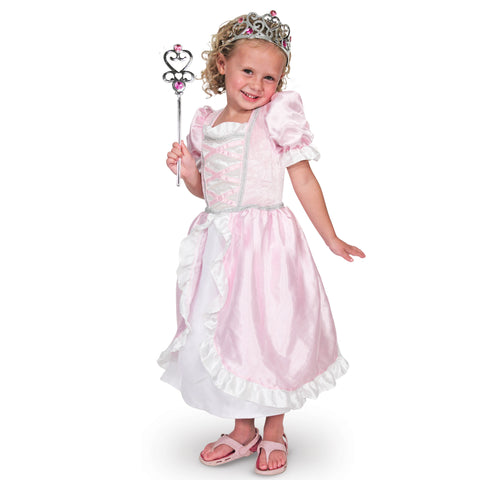 Princess Costume Pretend Play Set