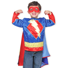 Superhero Costume Pretend Play Set