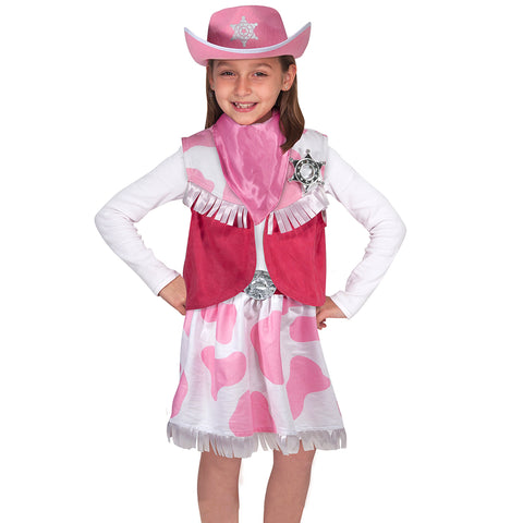 Cowgirl Pretend Play Package