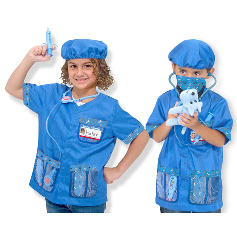 Vet Pretend Play Costume Set