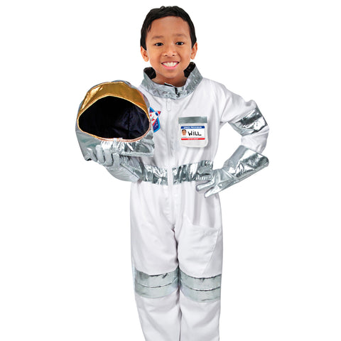 Astronaut Costume Pretend Play Set