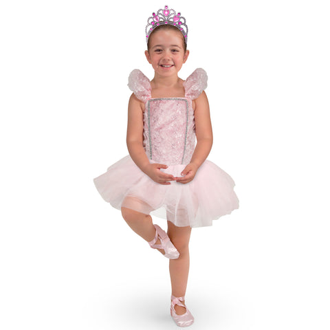 Ballerina Costume Pretend Play Set