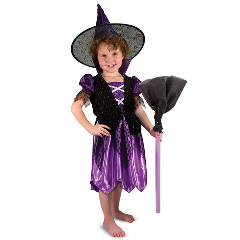 Witch Costume Pretend Play Set