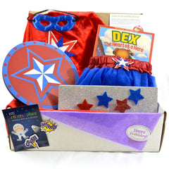 American Superhero Pretend Play Package - Girl
