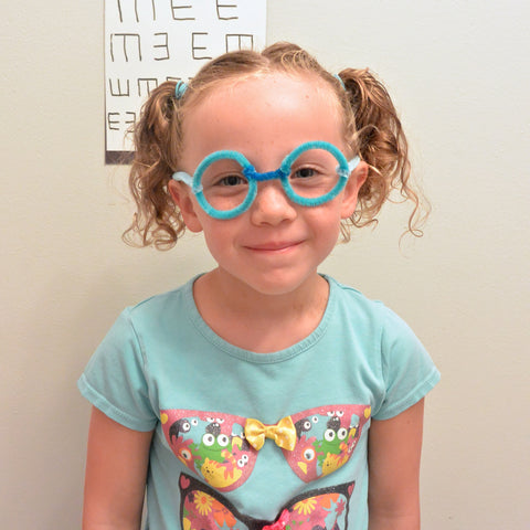 Eye Doctor DIY Pretend Play Project