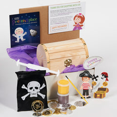 Pirate Treasure Chest DIY Project
