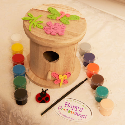 Fairy House DIY Project