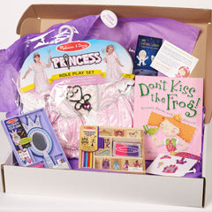 Princess Pretend Play Package