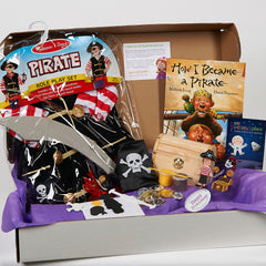 Pirate Pretend Play Package