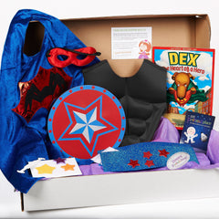 Spider Superhero Pretend Play Package