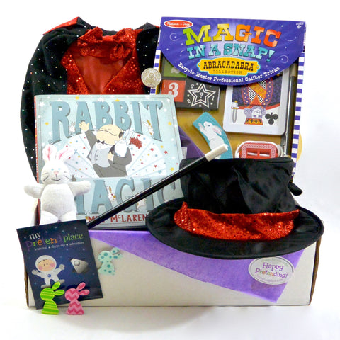 Magician Pretend Play Package