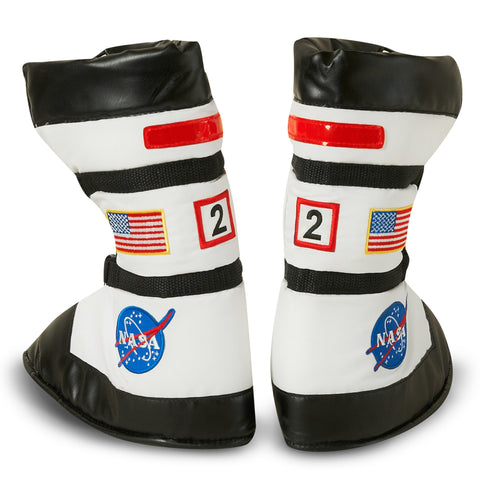 NASA Astronaut Space Boots for Kids