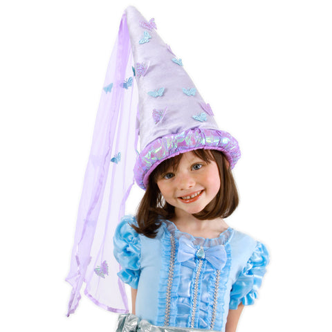 Butterfly Princess Cone Hat
