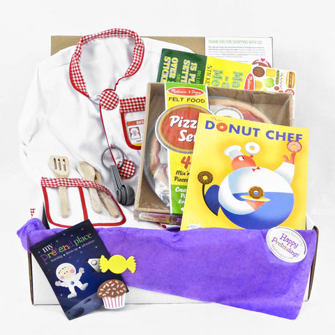 Chef Pretend Play Package