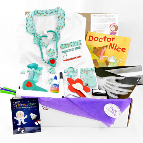 Doctor Pretend Play Package