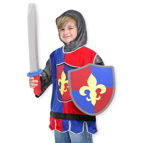 Knight Costume Pretend Play Set