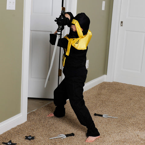 Ninja Dress-Up Costume