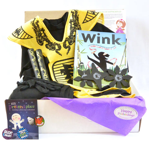 Ninja Pretend Play Package