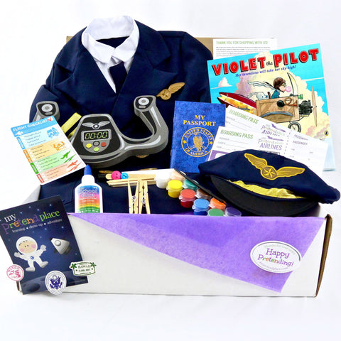 Pilot Pretend Play Package