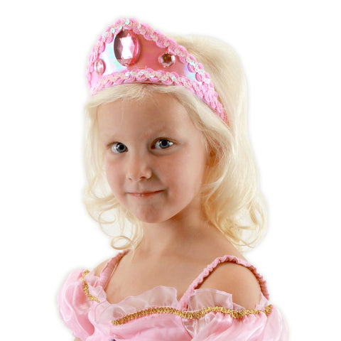 Pink Princess Headband