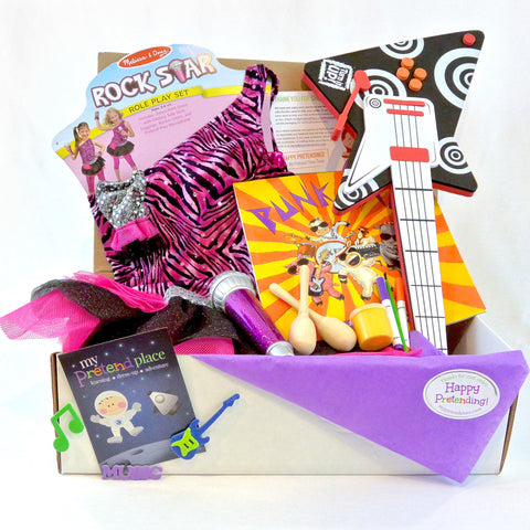 Rockstar Pretend Play Package