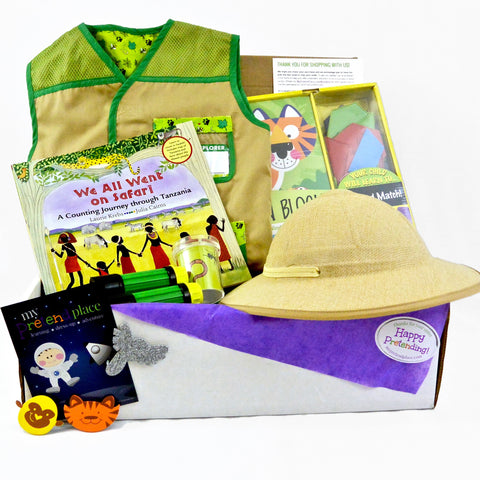 Safari Pretend Play Package
