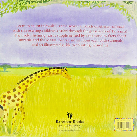 We All Went on a Safari by Laurie Krebs
