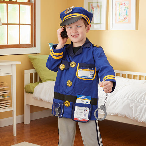 Police Officer Pretend Play Package