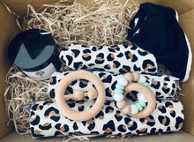 Load image into Gallery viewer, Leopard Baby Gift Bag - Harli Ma & Me