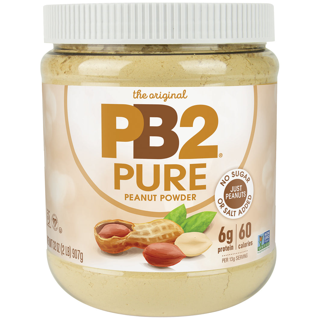 PB2 Pure - Peanut Powder (No Sugar or Salt)