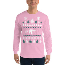 Load image into Gallery viewer, Long Sleeve Tactical Christmas T-Shirt