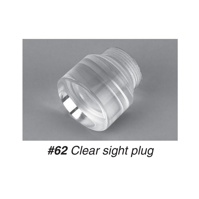 Clear Sight Plug