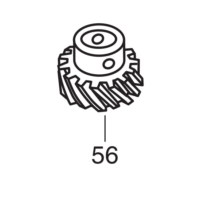 Distributor Shaft Gear