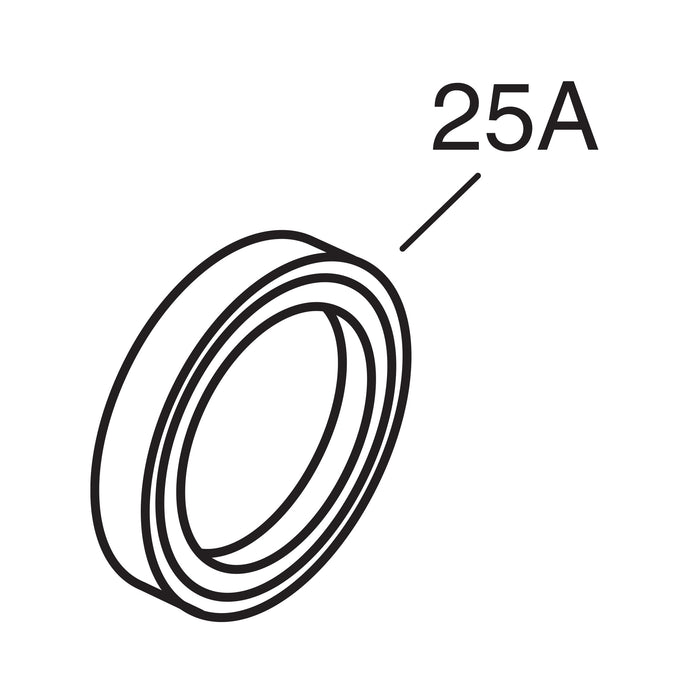 Front Drum Inner Seal - 1937-45 Models