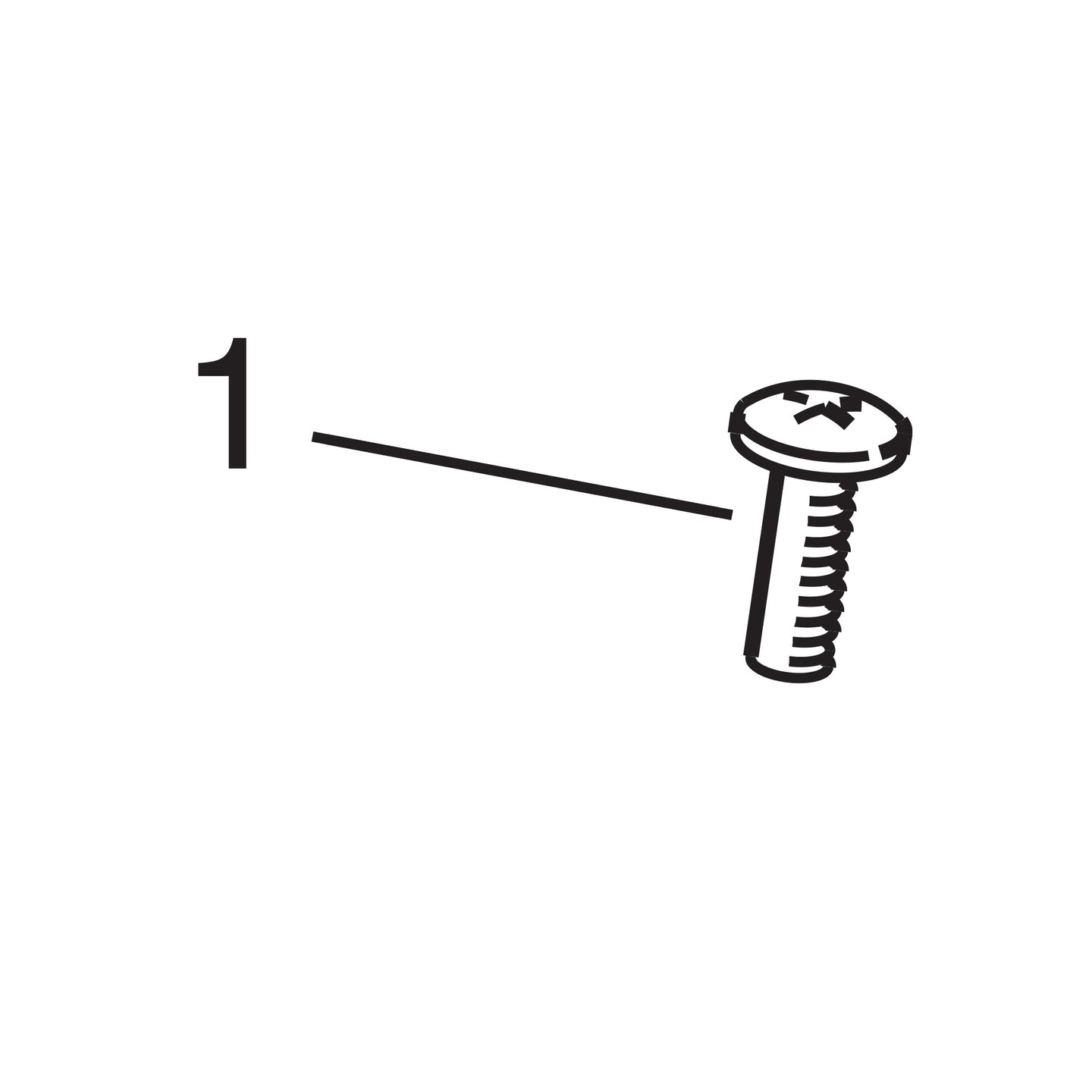 Panel Mounting Stainless Screw Kit - 1948-51 Models
