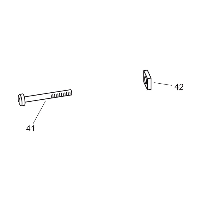 Screw Kit - 10-32 x 1-1/2