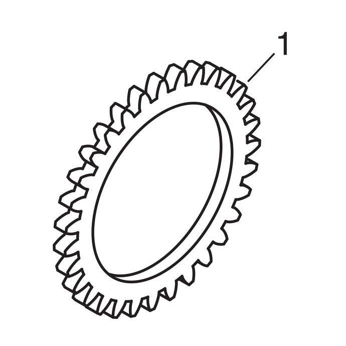 Speedometer Drive Gear - 1948-51 Models