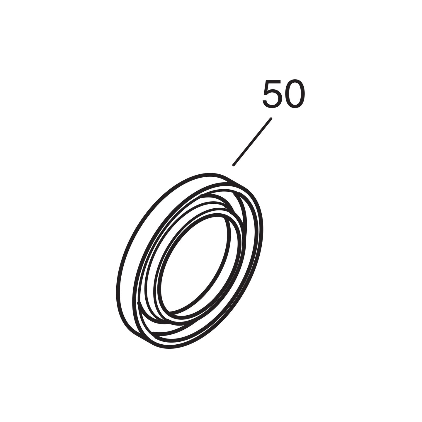 Transmission Output - Seal