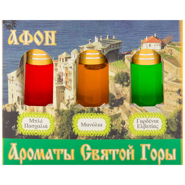 3 st Duftöl Set  Athos  10 ml