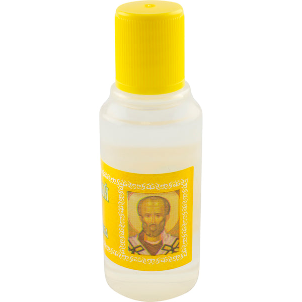 Incense oil consecrated before the Icon of St. John the Divine 25 ml