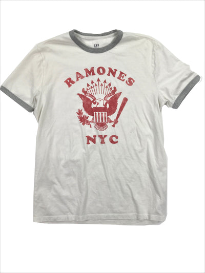 Ramones Graphic T, Gap (M)