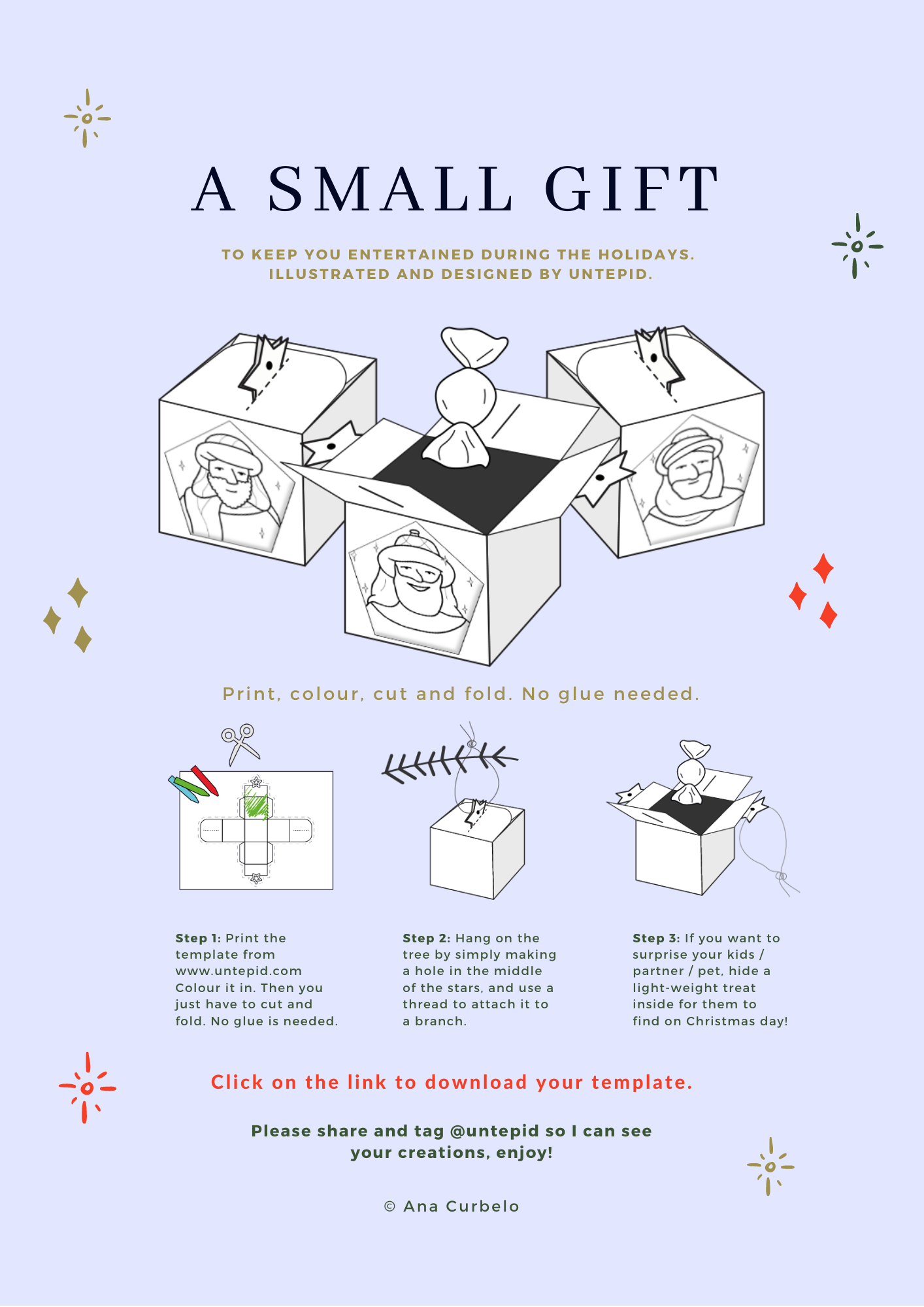Free download - For kids, a small gift